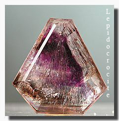 Lepidocrocite Gemstone