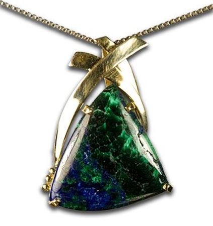 Picture for category Azurite, Malachite, Chrysocolla