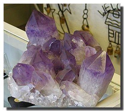 Rare  Mineral Specimen Amethyst