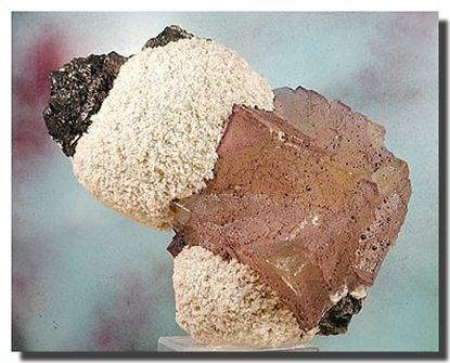 Elmwood Fluorite specimen