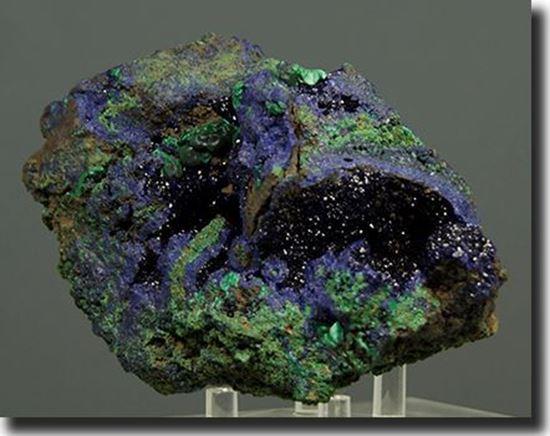 Azurite & Malachite Specimen from China