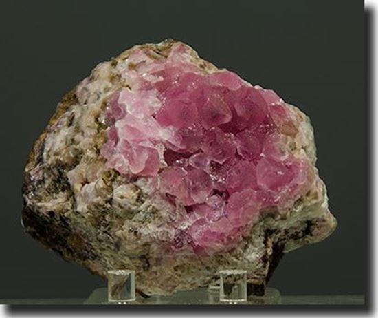 Cobaltocalcite Crystals