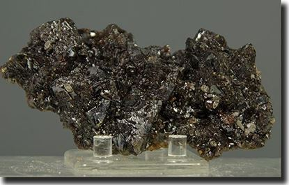 Sphalerite & Calcite  from  Tennessee