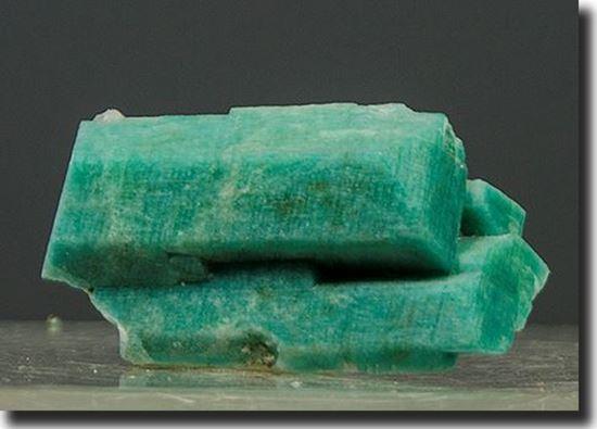 Mineral Specimen Amazonite Crystals Colorado