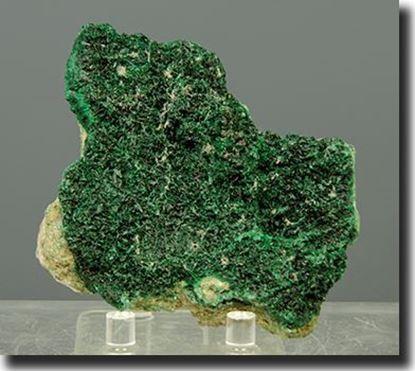 Malachite mineral specimen from Mexico