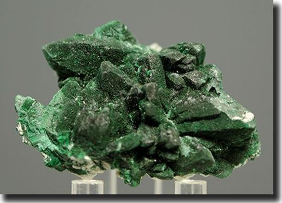 Malachite Pseudomorph from Mexico