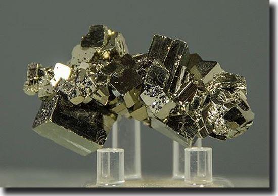Iron Pyrite Cubes Peru