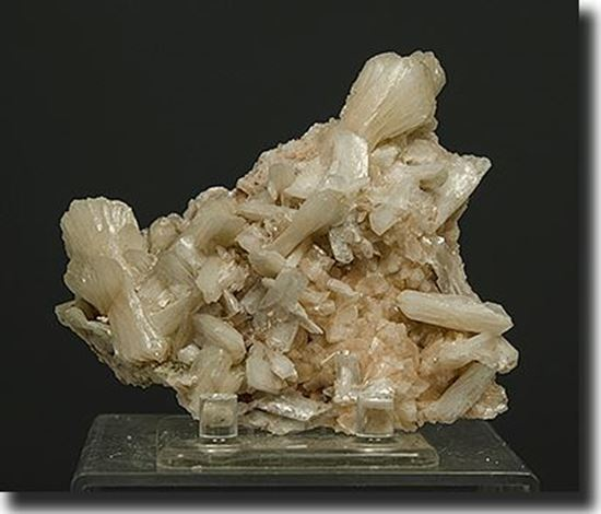 Stilbite Crystals