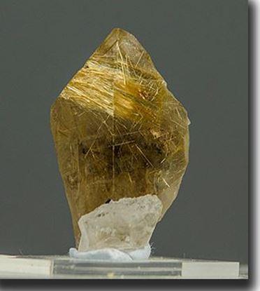 Rutilated Quartz Crystal